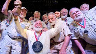 Doppelgänger-Wettbewerb zu Ehren von Hemingway