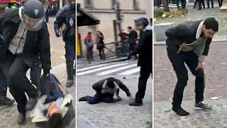 Affäre Benalla: Frankreichs Innenminister weist Vorwürfe von sich