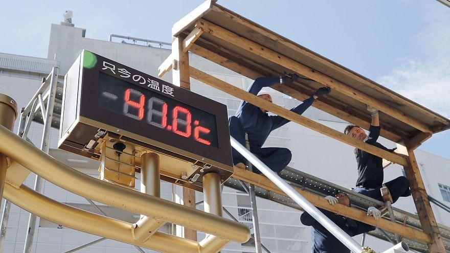 Hőhullám: Tovább folytatódik a rekordmeleg Ázsiában