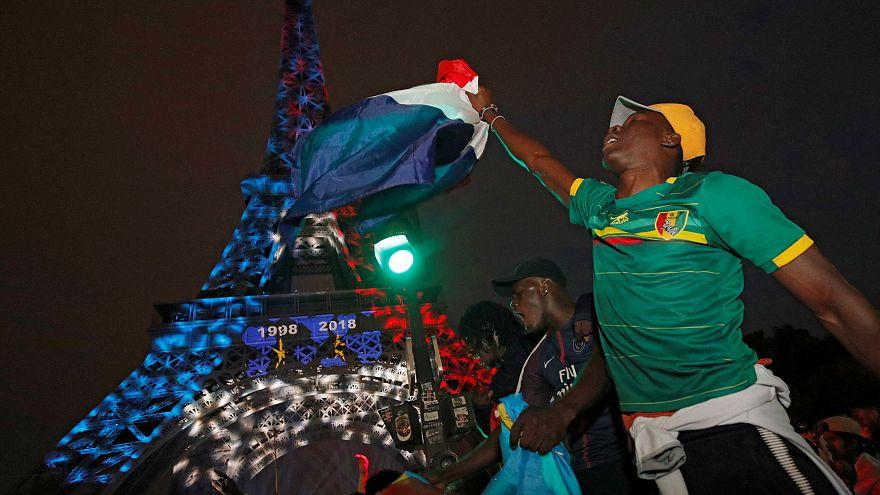 Video: Fransızlar milli takımdaki Afrika kökenli oyuncular için ne düşünüyor?