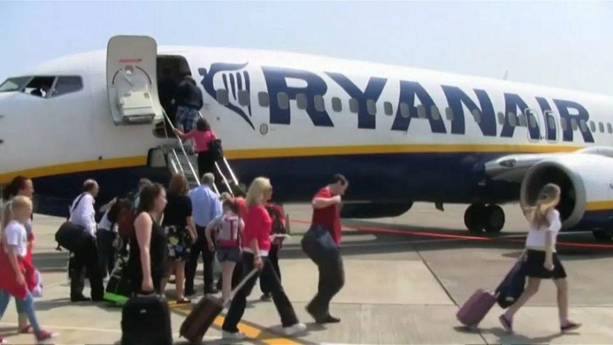 Ryanair cancela 600 voos esta semana