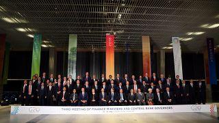 وزراء المالية ومديرو المصارف المركزية في مجموعة العشرين
