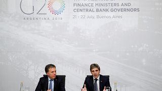 Um encontro do G20 sem grandes conclusões em Buenos Aires