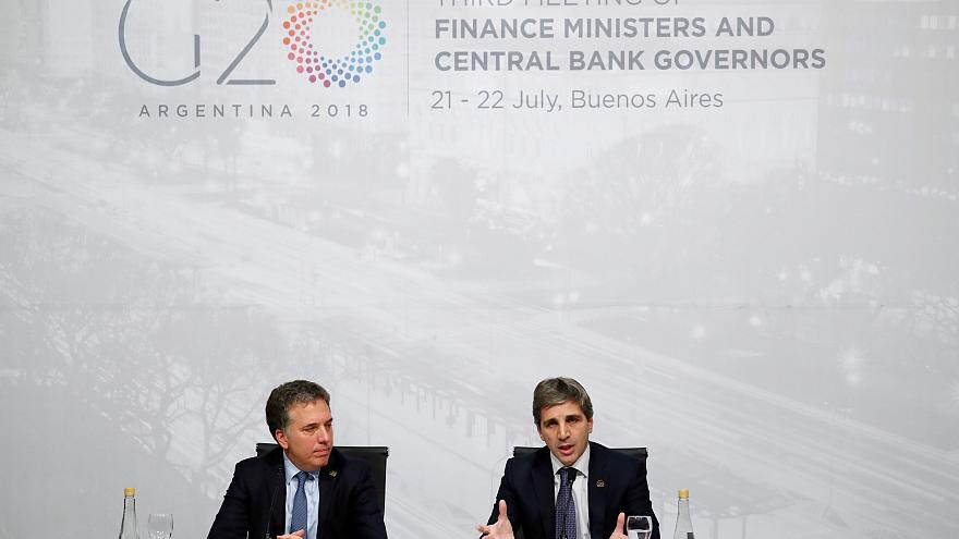 "G20: ""tensioni commerciali impediscono crescita"""