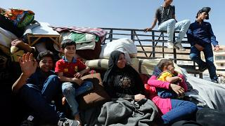 Russia announces return of more than 100,00 refugees to Syria since January