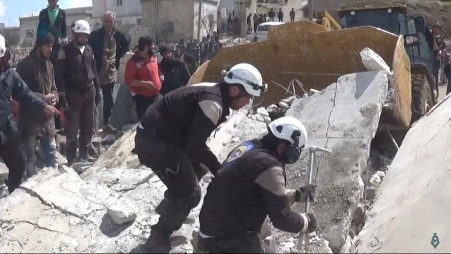 Suriye hükümeti: Beyaz Baretliler terörist, güvenliğimizi tehdit ediyor