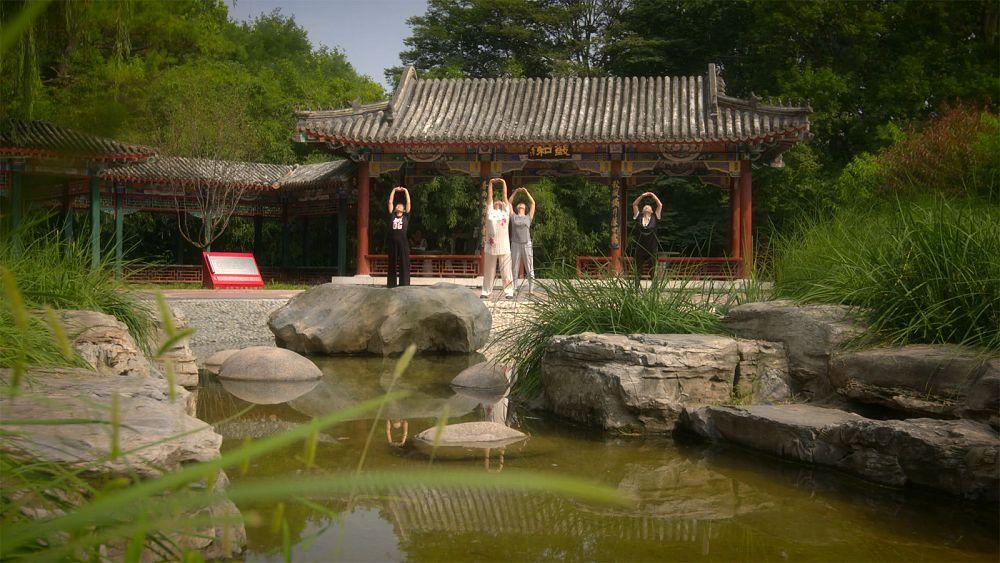Бадуаньцзинь - для тела и души