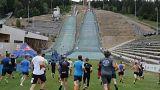 پرشیبترین میدان مسابقه دو در رقابتهای «ردبول ۴۰۰»