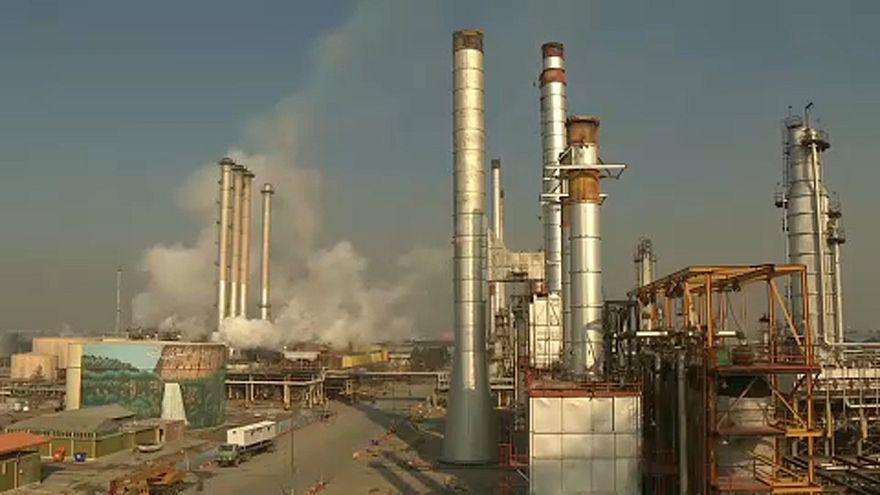 O petróleo já está a sentir os efeitos da tensão entre o Irão e os EUA