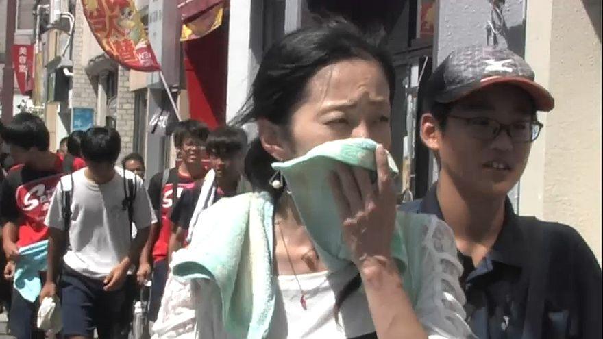 Vaga de calor mata mais de 40 pessoas no Japão