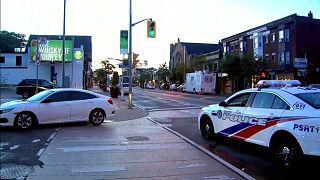 Τρεις νεκροί και 14 τραυματίες από την ένοπλη επίθεση στο Τορόντο