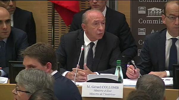 Collomb faces MPs' anger over handling of Benalla affair