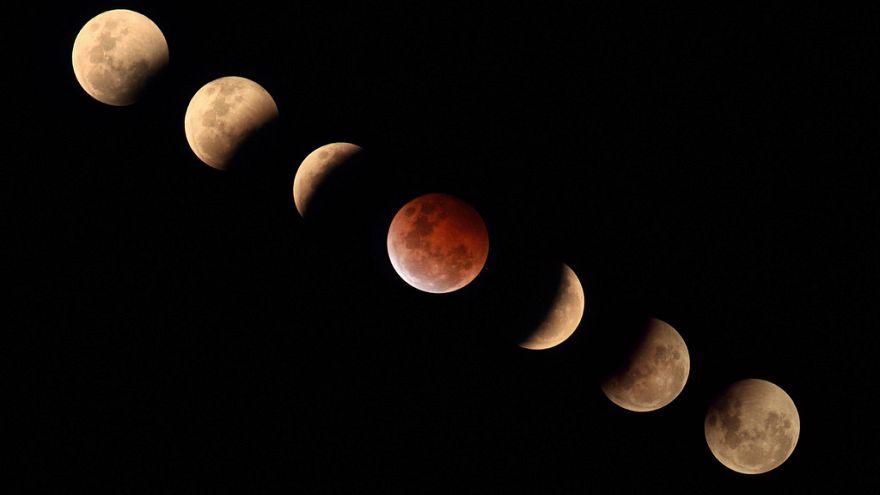 الأرض تشهد أطول خسوف للقمر في ال27 من يوليو/ تموز