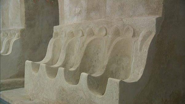 La villa romana di Positano torna a splendere