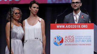 Começou em Amesterdão a conferência AIDS 2018