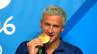"""السباح الأمريكي لوكتي """"لن يستسلم"""" بعد إيقافه 14 شهرا لمخالفته قواعد المنشطات"""