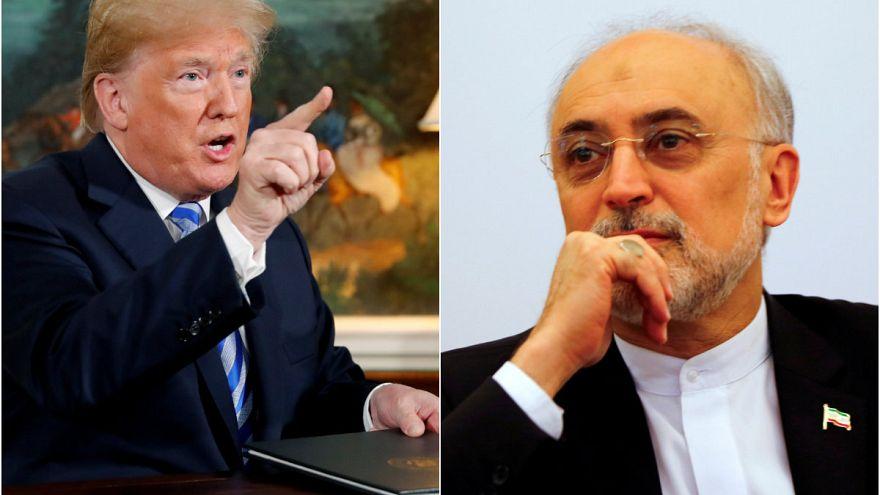 İran Dışişleri Bakanı Zarif'ten Trump'a: Sen dikkatli ol!