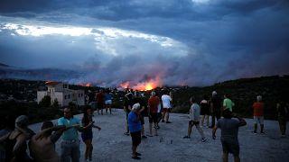 Εθνική τραγωδία: Στους 50 οι νεκροί από τις πυρκαγιές