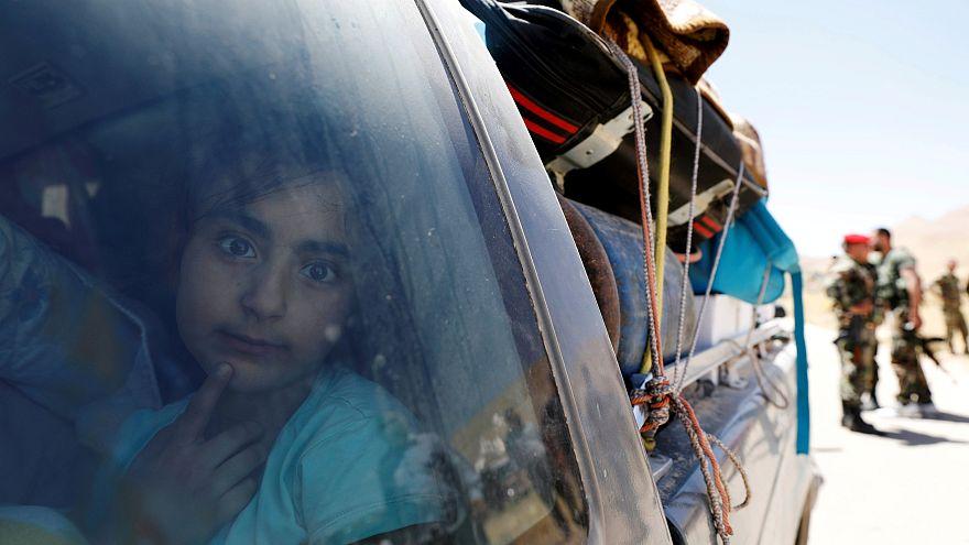 عودة 100 ألف نازح إلى الغوطة الشرقية