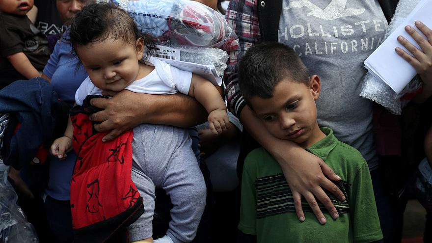 ABD - Göçmen aileler
