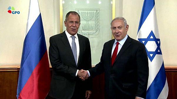 سوريا وإيران على جدول لقاء لافروف-نتانياهو