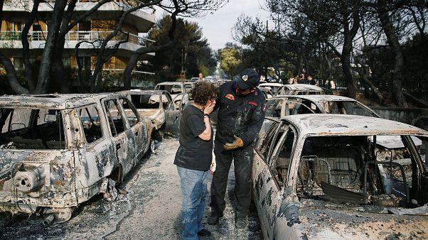 Εθνική τραγωδία: Τουλάχιστον 74 νεκροί - Κηρύχθηκε τριήμερο πένθος