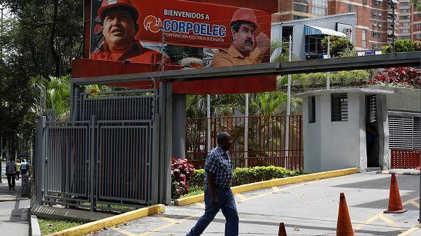 Sötétbe borul Venezuela