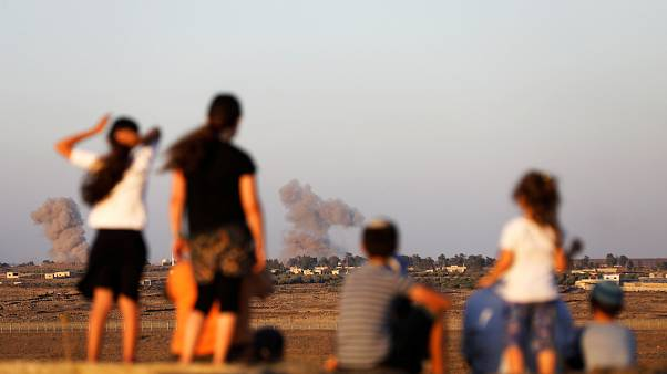Irán szíriai jelenlététől tartanak Izraelben