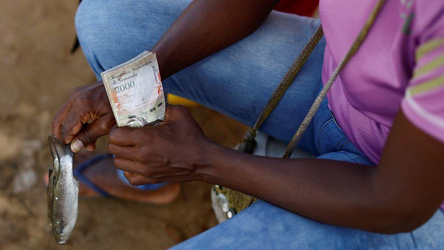 Venezuela tendrá una inflación del 1.000.000% en 2018, según el FMI
