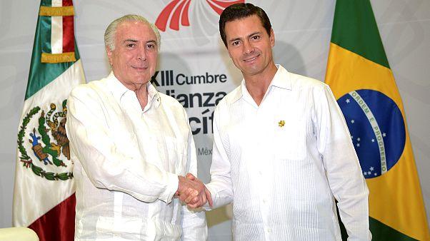 Cimeira Mercosul - Aliança do Pacífico em Puerto Vallarta