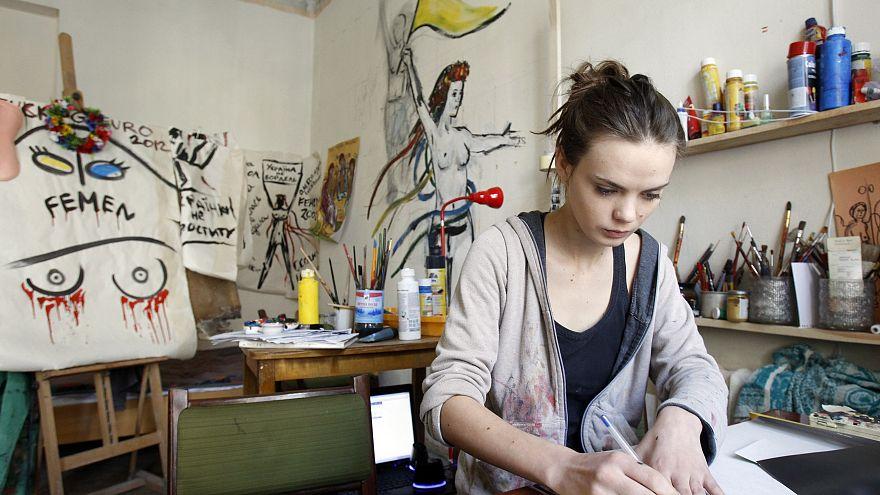 FEMEN-Gründerin Oksana Schatschko (31) in Paris tot aufgefunden