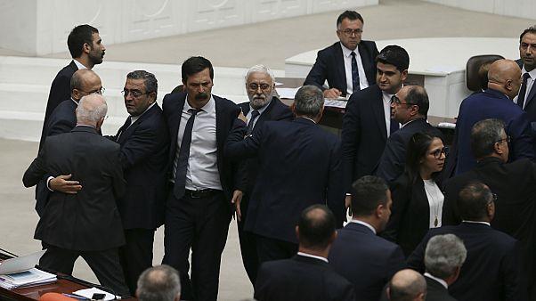 Ahmet Şık, HDP milletvekili, TBMM
