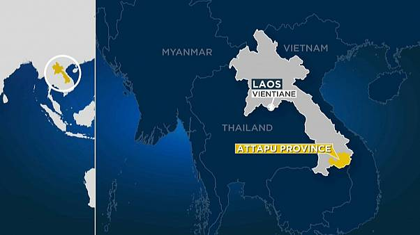 Un barrage s'effondre au Laos, des centaines de disparus