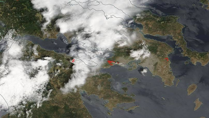 NASA MODIS