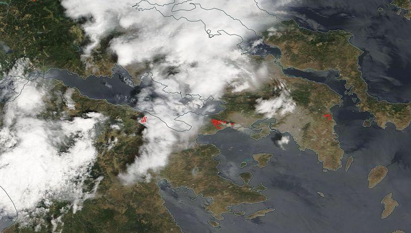 NASA / MODIS