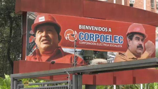 Venezuela sem electricidade