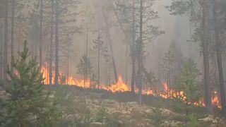 Η κλιματική αλλαγή και οι καύσωνες στη βόρεια Ευρώπη