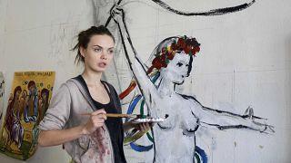 Muere Oxana Shachkó, fundadora de Femen, a los 31 años