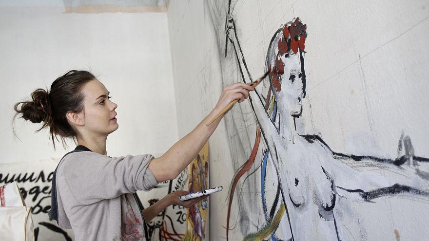 FEMEN co-founder and activist Oksana Shachko dies at 31