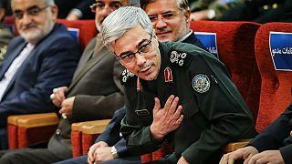 سردار سرلشکر محمد باقری، رئیس ستاد کل نیروهای مسلح ایران