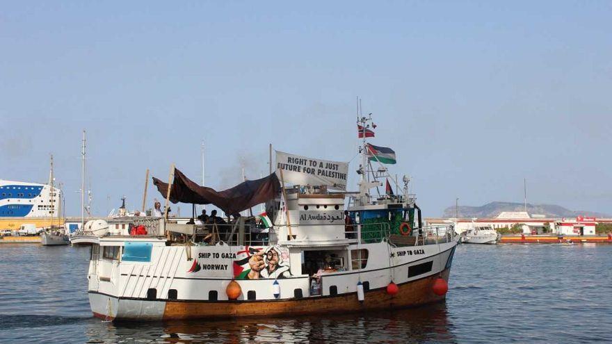 boat Al Awda (The Return