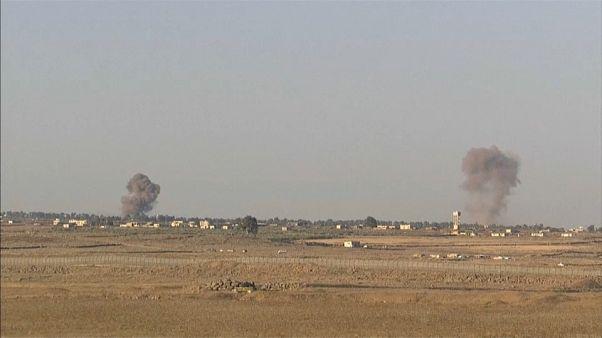 Siria: missili israeliani intercettano un caccia infiltrato