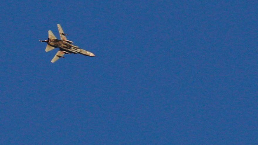Israel abateu caça da aviação síria