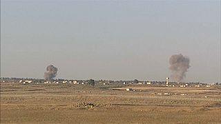 Israel derriba un caza sirio que entró en su territorio