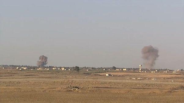ارتش اسرائیل: یک جنگنده سوری را بر فراز بلندیهای جولان ساقط کردیم