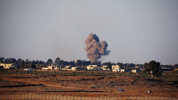 Συριακό πολεμικό αεροσκάφος κατέρριψε το Ισραήλ