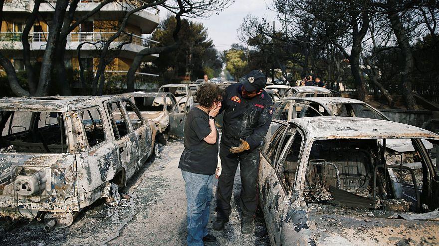 Griechenland: Ein Urlaubsparadies in Schutt und Asche