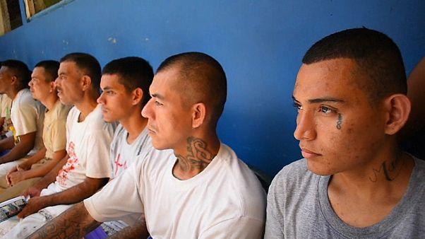 Pandillas rivales aprenden a convivir en El Salvador