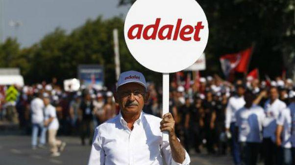 CHP'li Muharrem Erkek: Tek adam rejimlerinde hiçbir zaman adalet olmaz