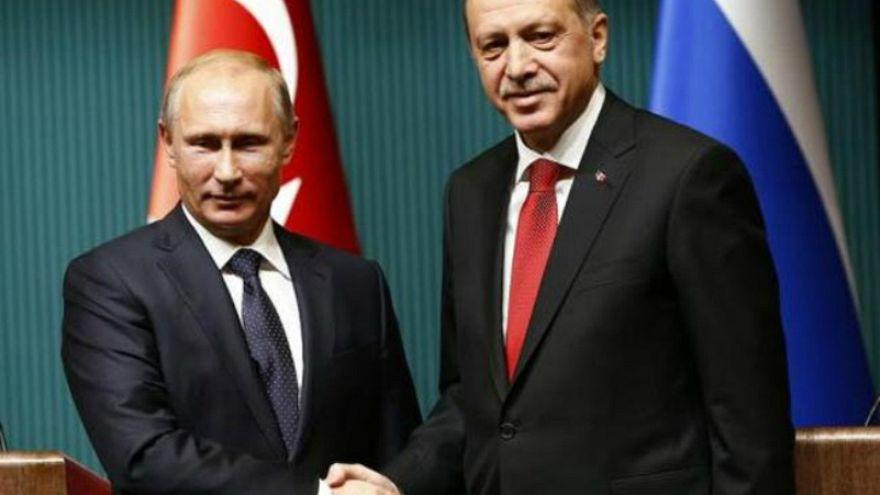 Kremlin: Erdoğan ile Putin Güney Afrika'da Suriye konusunu görüşecek